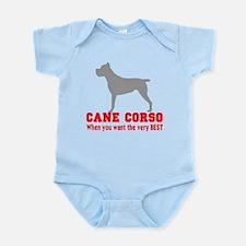CANE CORSO VERY BEST Infant Bodysuit