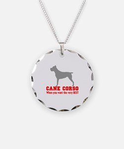 CANE CORSO VERY BEST Necklace