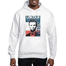 Abraham Lincoln 16th President Hoodie