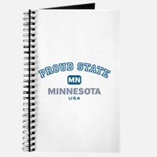 Proud State-Minnesota: Journal