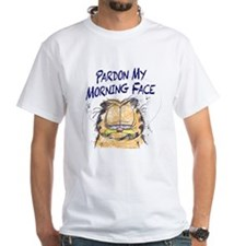 PARDON MY MORNING FACE Shirt