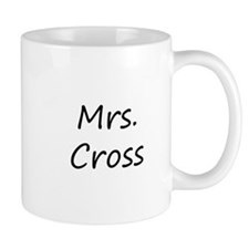 Mrs Cross Mug