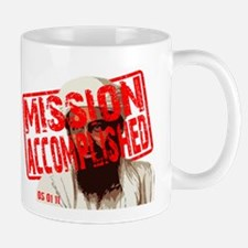 Mission Accomplished Obama 2012 Mug