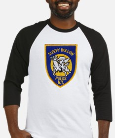 Sleepy Hollow Police Baseball Jersey