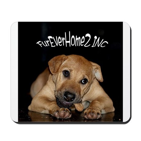 Happy Tails 2 Mousepad