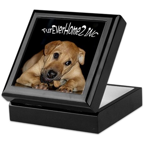 Happy Tails 2 Keepsake Box