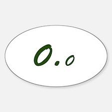 Zero Point Zero Decal