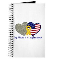 My Heart is in Afghanistan Journal