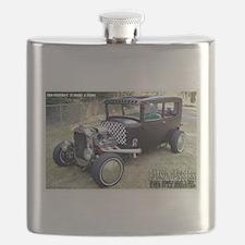 Ron Foremans 31 Model A Sedan Flask