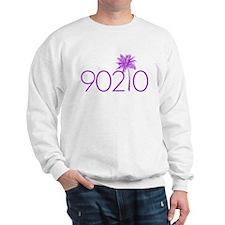90210 Palm Tree Sweatshirt