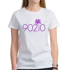 90210 Palm Tree Tee