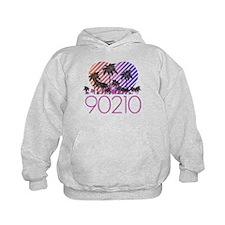 Retro 90210 Hoodie