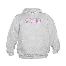 Simple 90210 Hoodie