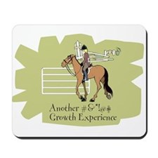 Growth Experience Mousepad