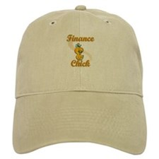 Finance Chick #2 Baseball Cap