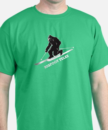 Bigfoot Teles T-Shirt