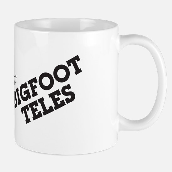 Bigfoot Teles Mug