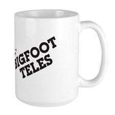 Bigfoot Teles Mug
