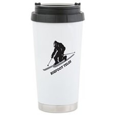 Bigfoot Teles Travel Coffee Mug