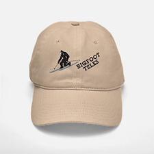 Bigfoot Teles Baseball Baseball Cap