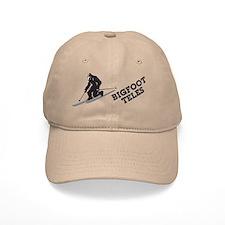 Bigfoot Teles Baseball Cap
