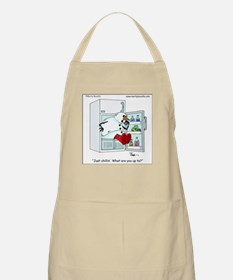 Just chillin' Apron