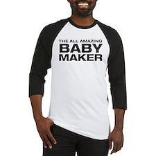 All Amazing Baby Maker Baseball Jersey
