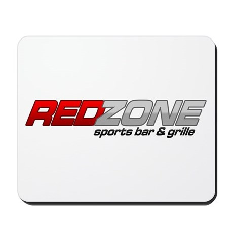 Red Zone Sports Bar and Grille Mousepad