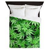 Marijuana Queen Duvet Covers