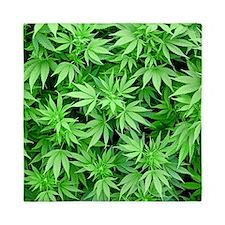 Marijuana Queen Duvet