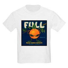 Orange Man Kids T-Shirt