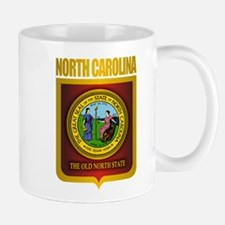 North Carolina Seal (B) Mug