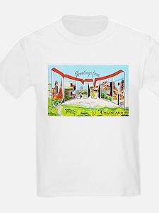 Denver Colorado Greetings T-Shirt
