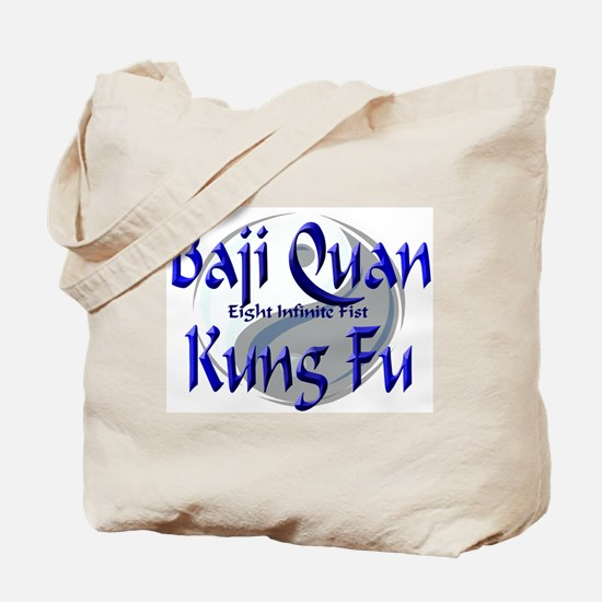 Baji Quan Kung Fu Tote Bag