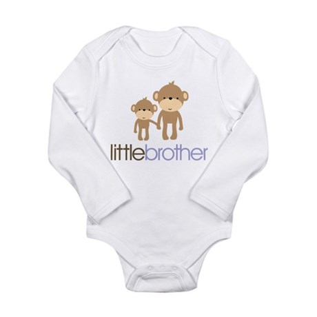 Little Brother Monkey Body Suit