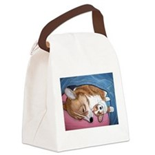 A Mother's Love Canvas Lunch Bag