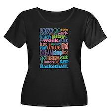 Basketball Eat Sleep Dream T