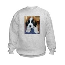 Saint Bernard Puppy Sweatshirt