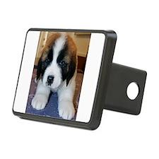 Saint Bernard Puppy Hitch Cover