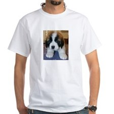 Saint Bernard Puppy Shirt