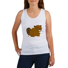 canadian beaver Women's Tank Top