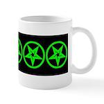 Pentagram Green So Below Mug