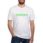 Pentagram Green So Below Fitted T-Shirt