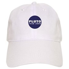 PLUTO 1930-2006 Baseball Cap