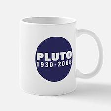 PLUTO 1930-2006 Mug