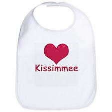 Heart Kissimmee Bib
