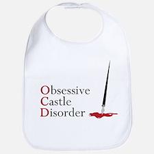 Obsessive Castle Disorder Bib