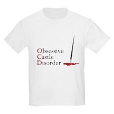 Obsessive Castle Disorder T-Shirt