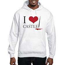 I Heart Castle Jumper Hoody