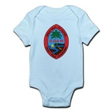 Guam Infant Bodysuit